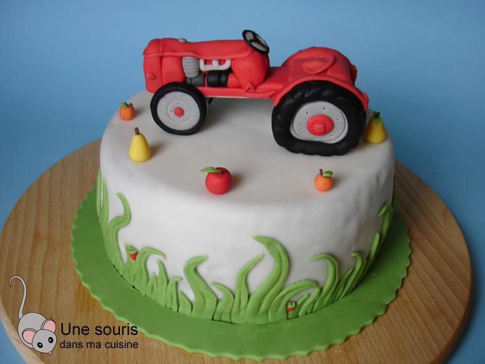 Profil du tracteur