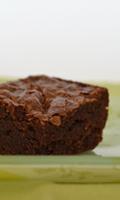 Brownie sans chocolat