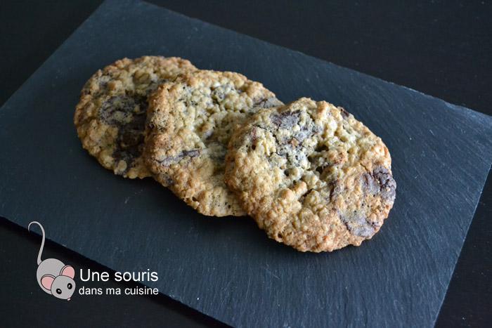 Biscuits aux pépites de chocolat de Moen