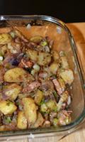 Salade de pommes de terre au vinaigre balsamique