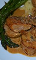 Filet de porc au paprika