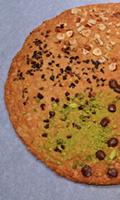 Biscuit géant tout garni