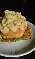 Petits gâteaux aux noix de macadamia et au chocolat blanc