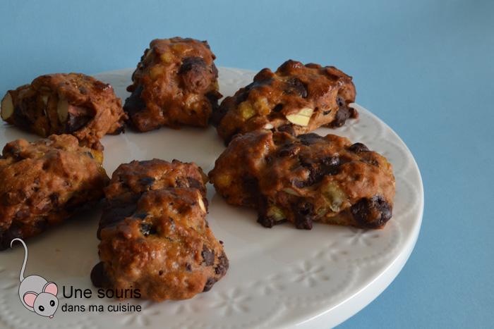 Biscuits italien au chocolat, aux amandes et au marsala